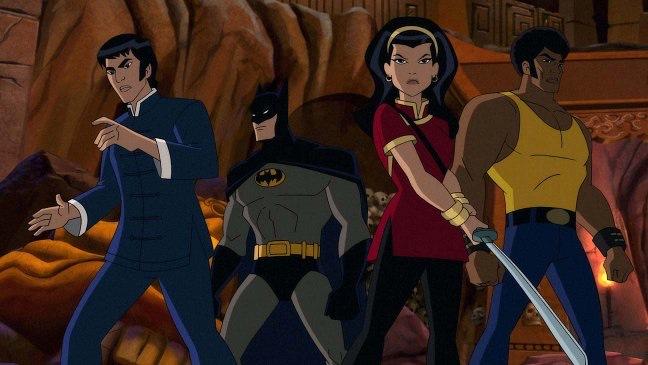 Nova animação da DC, 'Batman: Soul of the Dragon', é confirmada 5