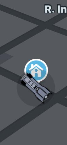 Waze oferece a possibilidade de dirigir com o Batman 5