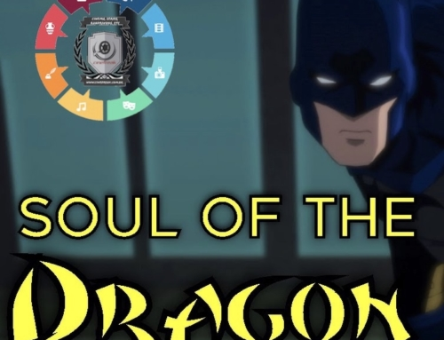 Nova animação da DC, 'Batman: Soul of the Dragon', é confirmada