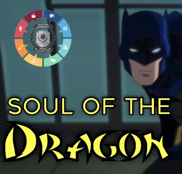 Nova animação da DC, 'Batman: Soul of the Dragon', é confirmada 9