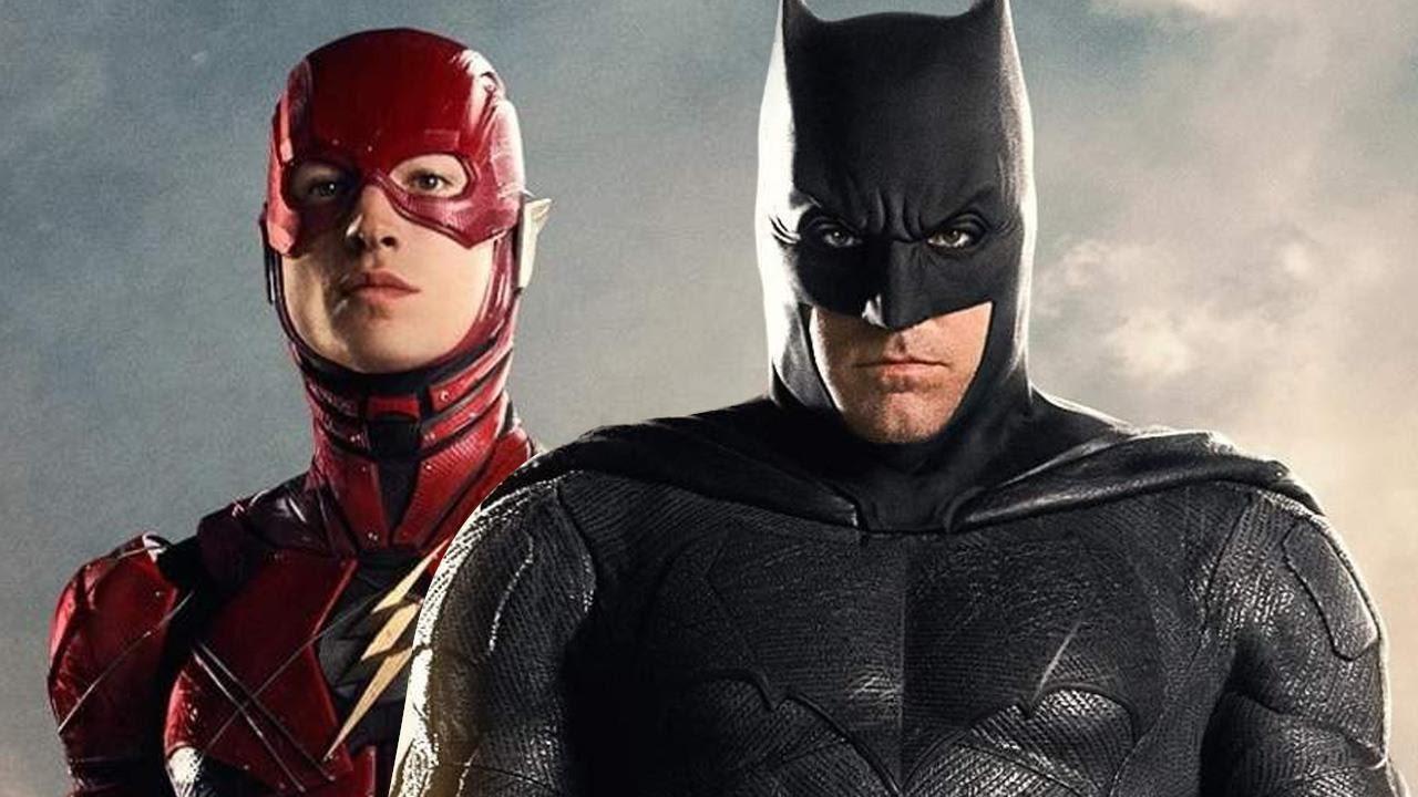 Ben Affleck deve retornar como Batman no filme 'The Flash' 12