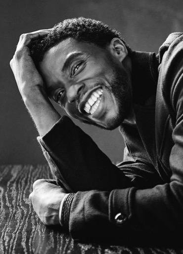 Morre Chadwick Boseman, o Pantera Negra, aos 43 anos 2