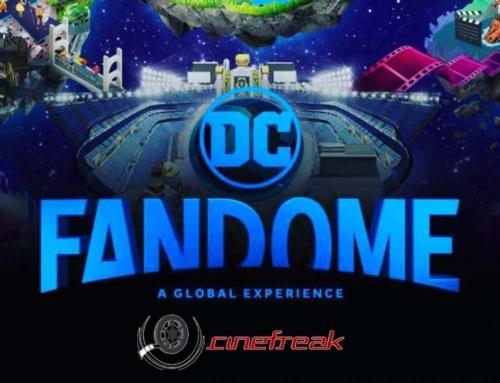 Programação do DC FanDome