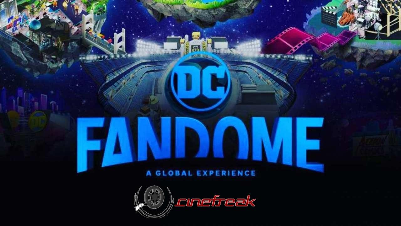 DC anuncia lista completa do DCFanDome 5