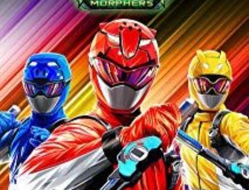 Tema de Power Rangers Beast Morphers em versão pesada na bateria