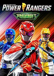 Tema de Power Rangers Beast Morphers em versão pesada na bateria 6