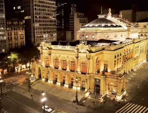Theatro Municipal de São Paulo cancela  todas as atrações de 2020