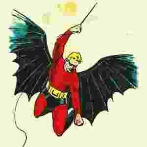 O Batman de Bob Kane