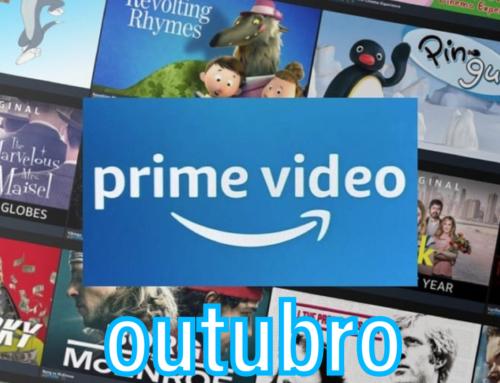 Novidades em outubro no Prime Vídeo