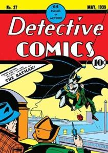 Quem criou o Homem Morcego? 1