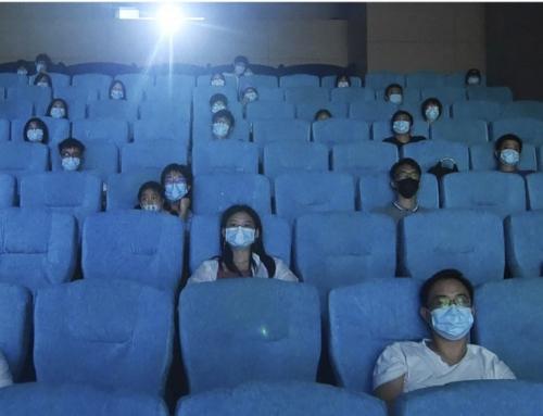 Prefeitura estabelece regras sanitárias para reabertura de cinemas em SP