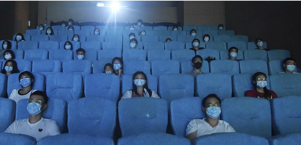 Prefeitura estabelece regras sanitárias para reabertura de cinemas em SP 2