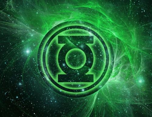Mais detalhes da série dos Lanternas Verdes