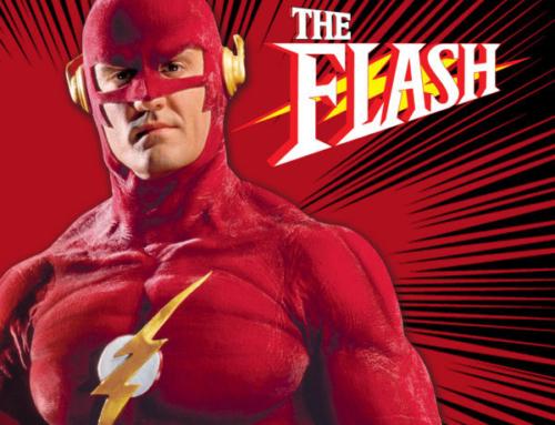 Baterista Caio Gaona lança um vídeo com o tema de Flash dos anos 90 na bateria
