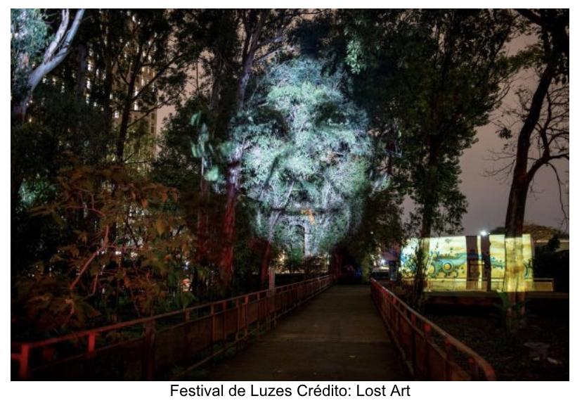 Virada Sustentável SP: Festival de Luzes SP, intervenções no metrô e performances artísticas virtuais são destaques desta semana 4