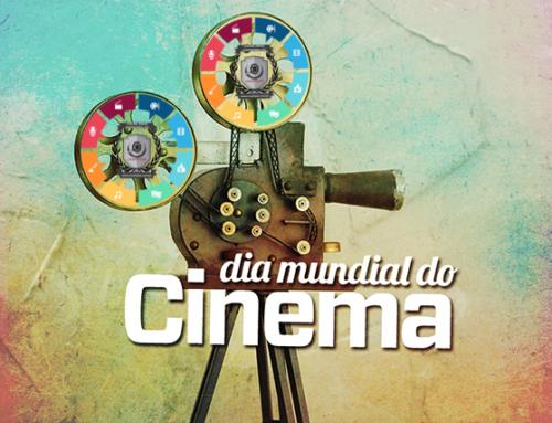 05/11 – Dia Mundial do Cinema