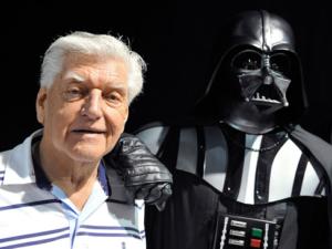 Ator David Prowse, que interpretou fisicamente o Darth Vader, morre aos 85 anos de idade 6