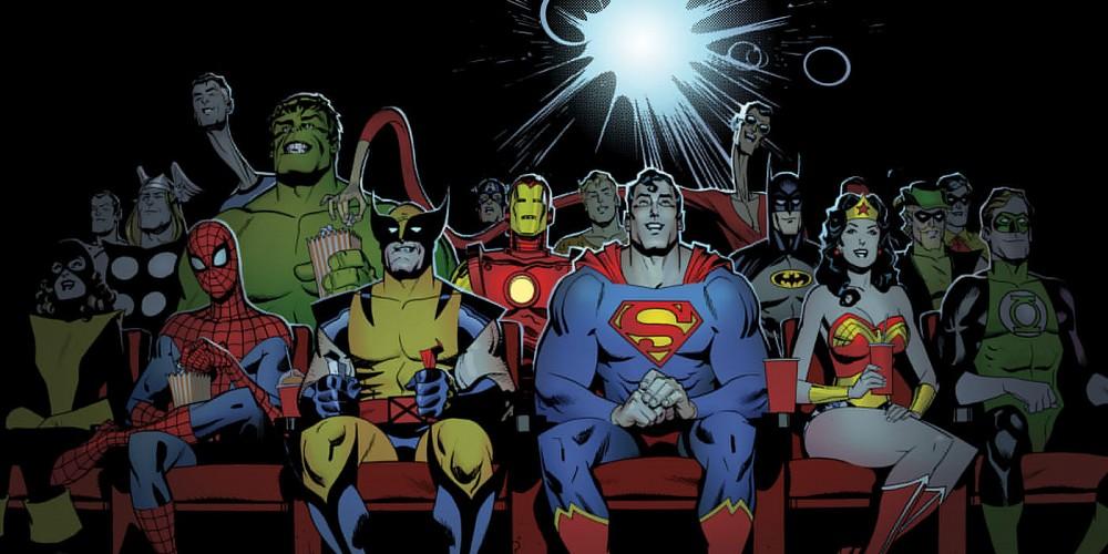 Calendário atualizado com próximos filmes de Super Heróis nos cinemas 8