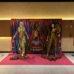 Cine Roxy 6 recebe estátuas da Mulher-Maravilha a partir de 18/12/2020 4