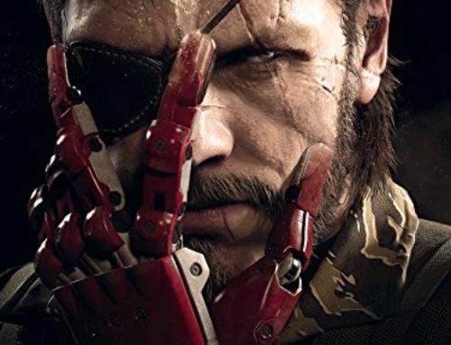 Geek Batera faz versão de tema da Metal Gear Solid