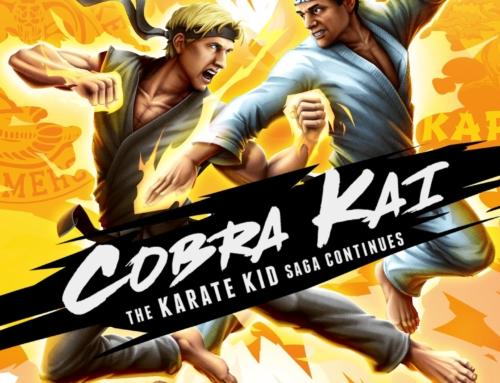 """Geek Batera mostra sua versão de """"Cobra Kai"""""""