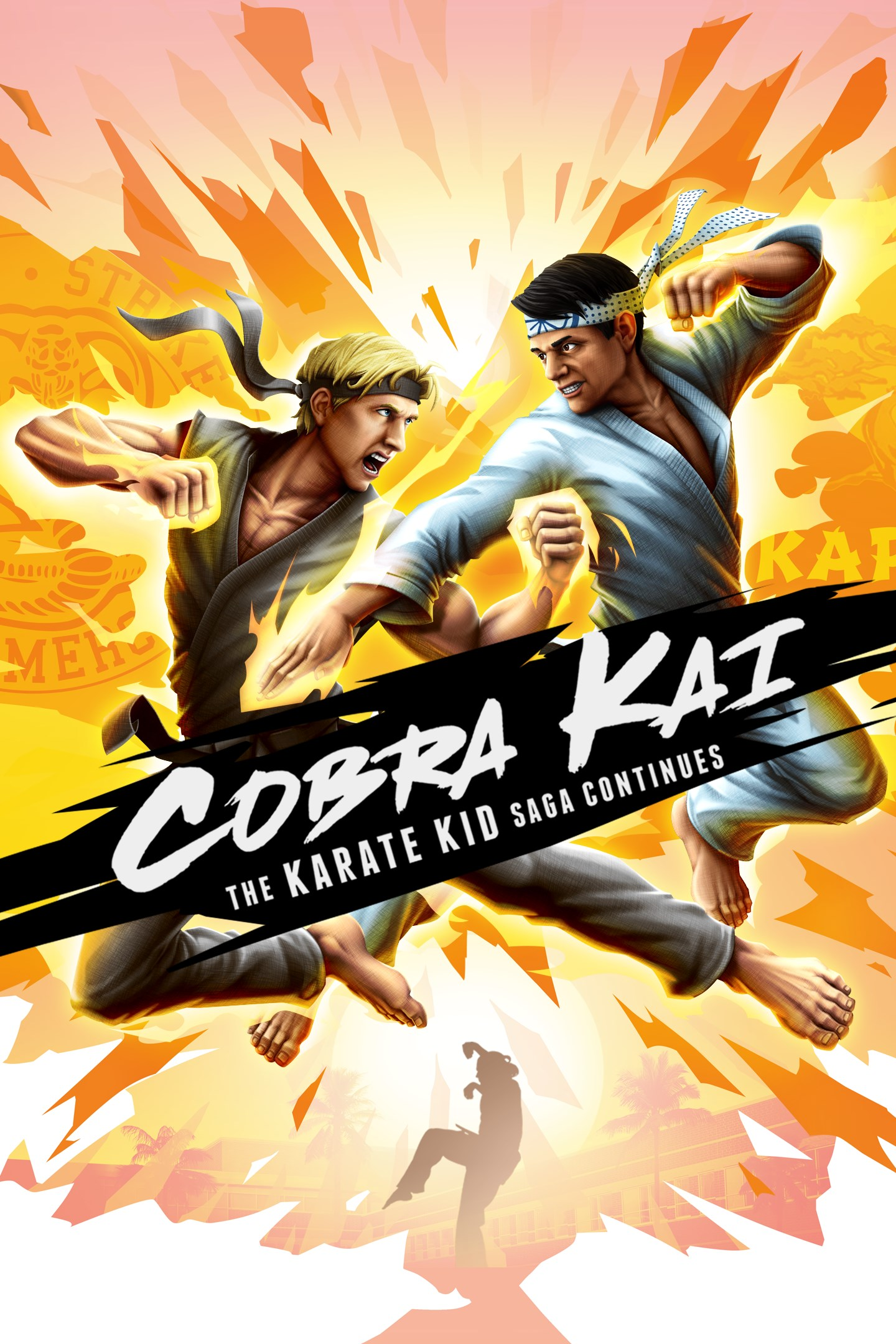 """Geek Batera mostra sua versão de """"Cobra Kai"""" 10"""