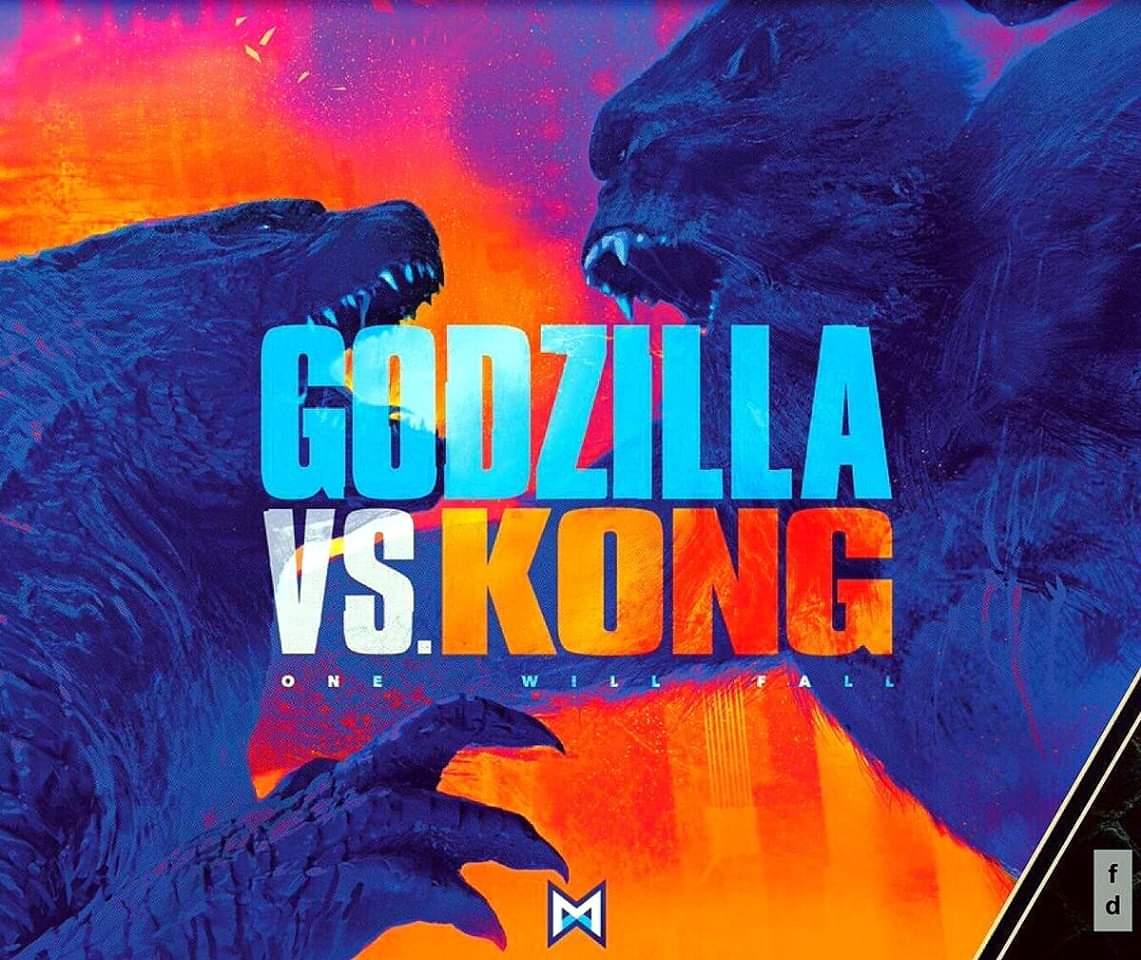Godzilla vs Kong tem estreia antecipada 1