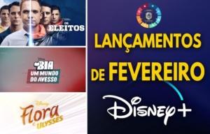 Novidades no Disney Plus em fevereiro 3