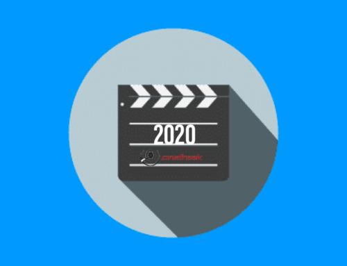 Filmes mais baixados em 2020