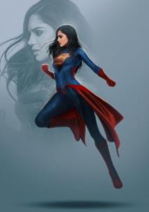 Supergirl vai ser interpretada por Sasha Calle no cinema 8