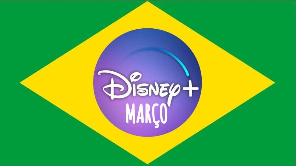 Lançamentos do Disney Plus em março 2