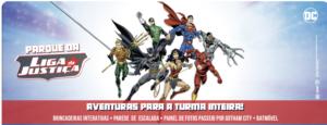 Liga da Justiça chega no Shopping Itaquera 5