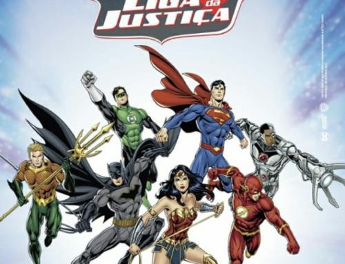 Liga da Justiça chega no Shopping Itaquera