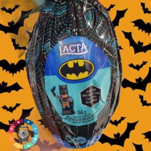 Ovos de Páscoa inspirados em Batman e Mulher-Maravilha são lançados 10