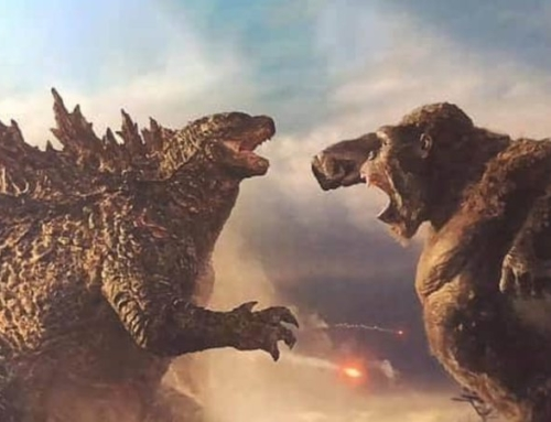 Geek Batera apresenta versão de Godzilla vs Kong