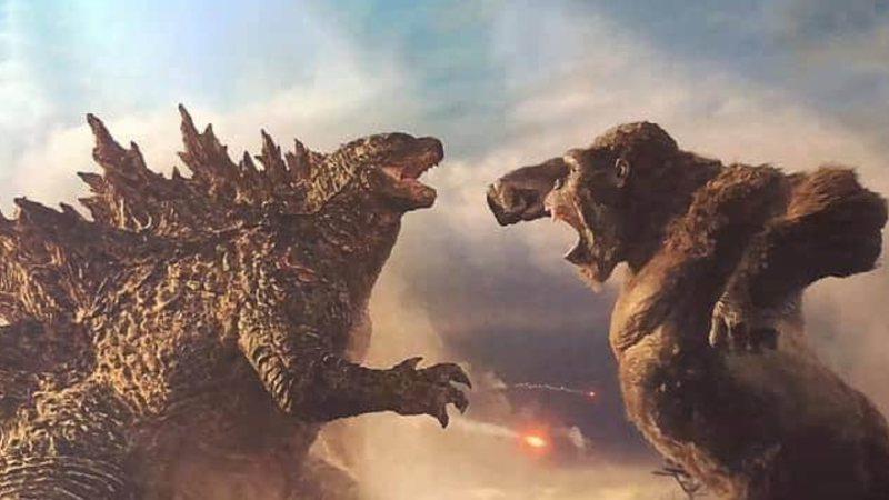 Geek Batera apresenta versão de Godzilla vs Kong 9
