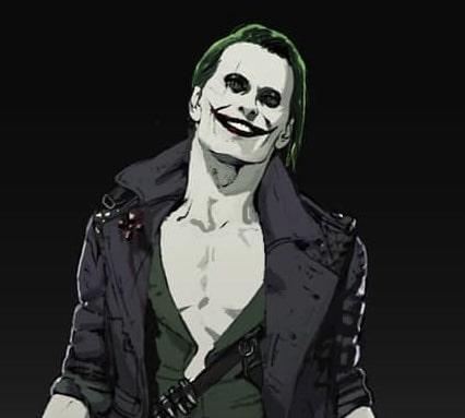 Zack Snyder divulga imagem do visual do Coringa em 'Liga da Justiça' 9