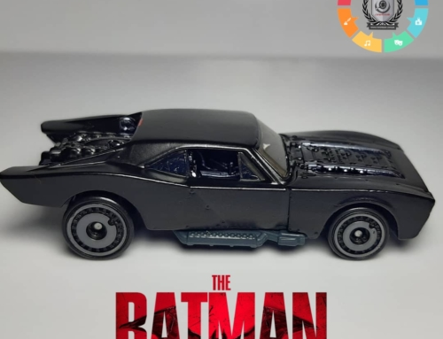 "Hotwheels está produzindo o Batmóvel  do filme ""The Batman"""