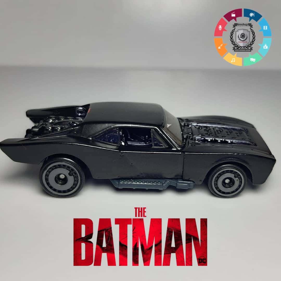 """Hotwheels está produzindo o Batmóvel do filme """"The Batman"""" 6"""