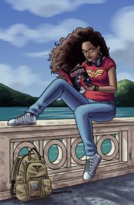 Santos Comic Expo lança editora 5