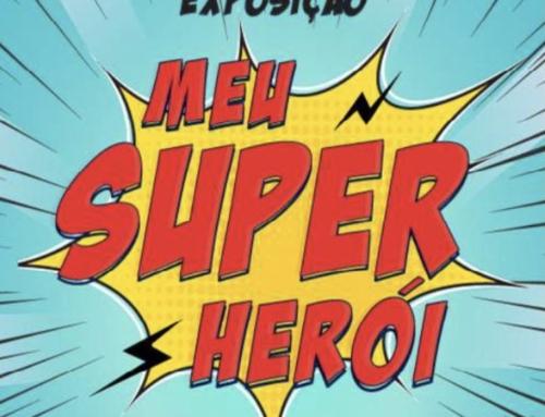 """""""Meu Super Herói"""", mostra na Estação AACD/Servidor, busca chamar atenção para o autismo e seus estigmas"""