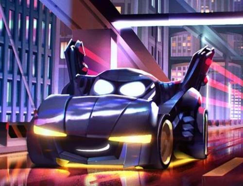 Batmóvel será a estrela de nova série animada