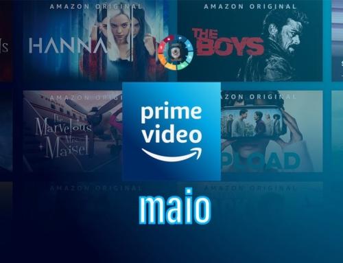 Lançamentos na Amazon Prime em maio