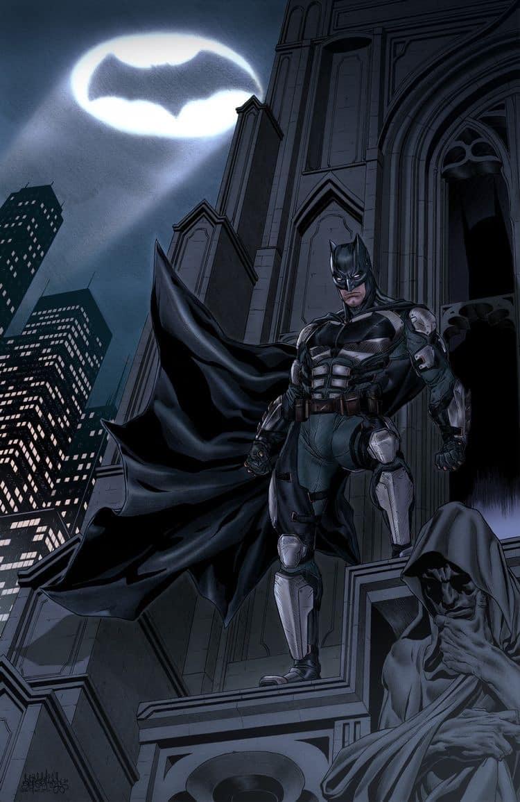 Ben Affleck continua interessado em desenvolver seu filme solo do Batman 9