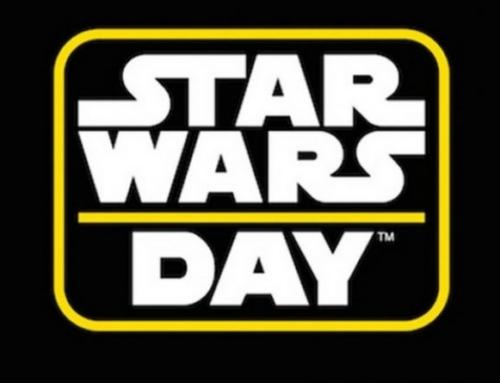 Geek Batera celebra o Dia de Star Wars