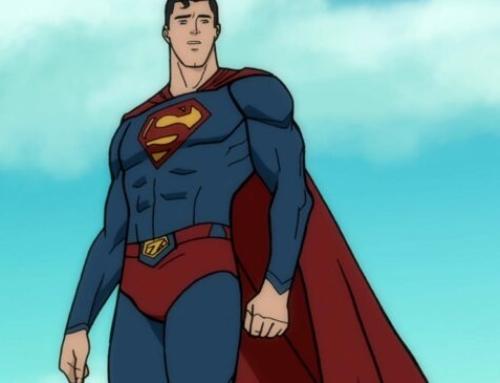 Nova série animada do Superman é anunciada
