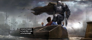 Visual alternativo da armadura de Batman vs Superman 11