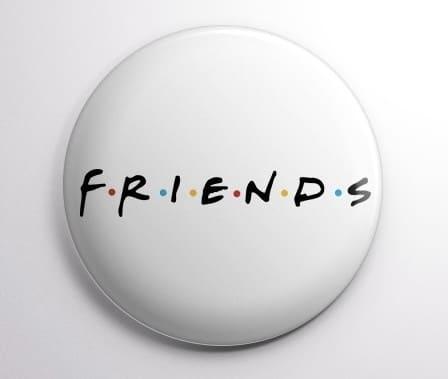 Colecionáveis de Friends chegam ao Bob's 1