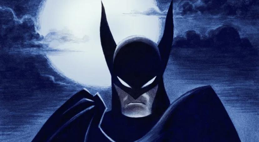 'Batman: Caped Crusader' é a nova série animada do Homem Morcego 3