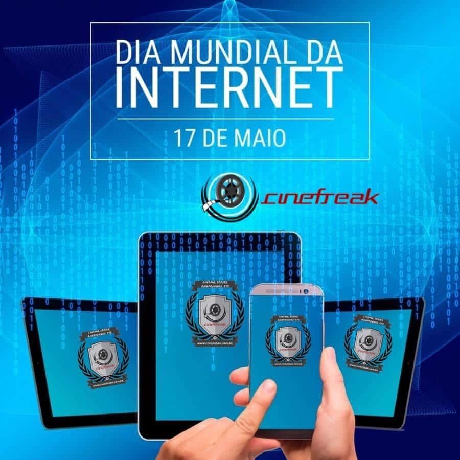 O Dia Mundial da Internet acontece em 17 de maio 2